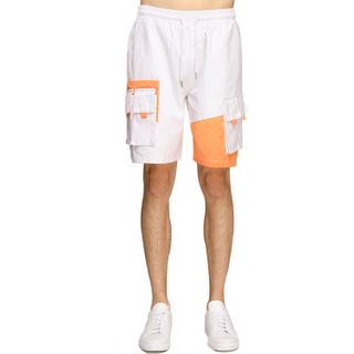 Custom Heat Sensitive Color Changing Cargo Shorts Men